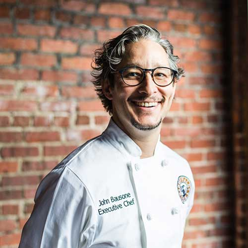 EXECUTIVE CHEF – JOHN BAUSONE